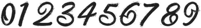 Jansky Rough otf (400) Font OTHER CHARS