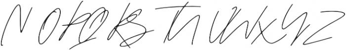 Jar Binks otf (400) Font UPPERCASE