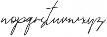 Jar Binks otf (400) Font LOWERCASE