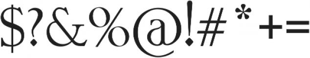 Jarryd ttf (400) Font OTHER CHARS