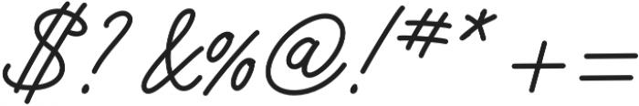 Jasmine Smooth Regular otf (400) Font OTHER CHARS