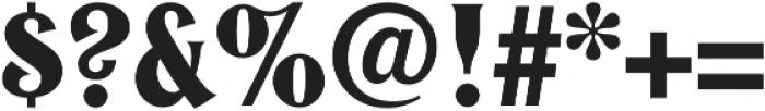 JasonCaps Regular otf (400) Font OTHER CHARS