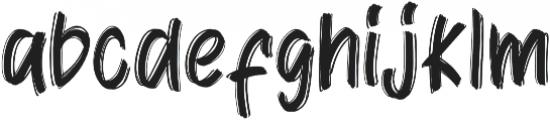 Jattayu otf (400) Font LOWERCASE