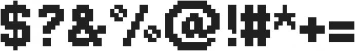Jaunt ttf (400) Font OTHER CHARS