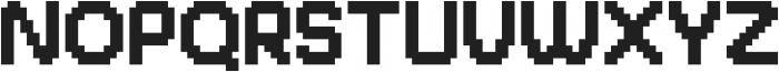 Jaunt ttf (400) Font UPPERCASE