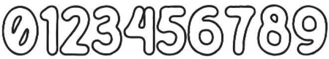 Javatages Line otf (400) Font OTHER CHARS