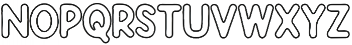 Javatages Line otf (400) Font LOWERCASE