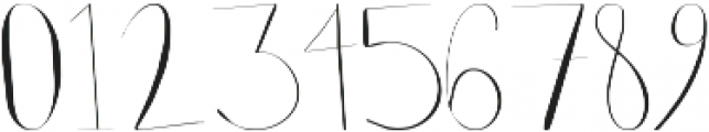 Jaya Amber ttf (400) Font OTHER CHARS