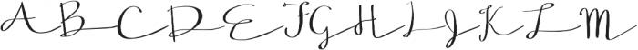 Jaya Amber ttf (400) Font UPPERCASE