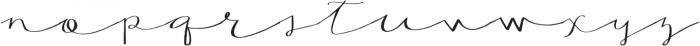 Jaya Amber ttf (400) Font LOWERCASE