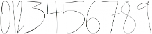 Jaya Ridge ttf (400) Font OTHER CHARS