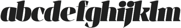 Jaymont ttf (900) Font LOWERCASE