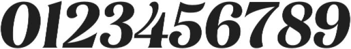 Jazmin Alt Bold It otf (700) Font OTHER CHARS
