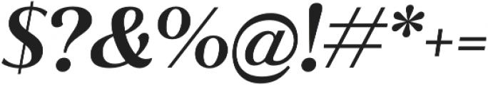 Jazmin Alt SemiBold It otf (600) Font OTHER CHARS