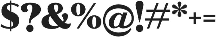 Jazmin Black otf (900) Font OTHER CHARS