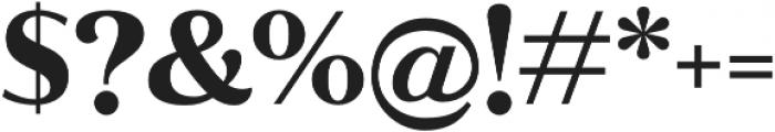 Jazmin Bold otf (700) Font OTHER CHARS