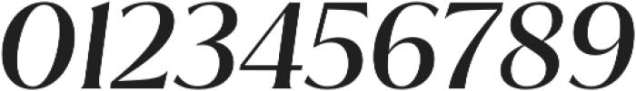 Jazmin Medium It otf (500) Font OTHER CHARS