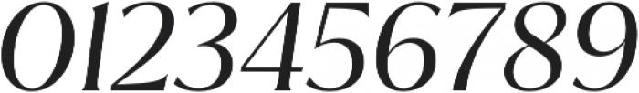 Jazmin Regular It otf (400) Font OTHER CHARS