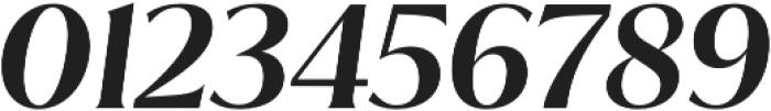 Jazmin SemiBold It otf (600) Font OTHER CHARS