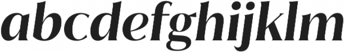Jazmin SemiBold It otf (600) Font LOWERCASE