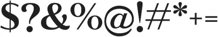Jazmin SemiBold otf (600) Font OTHER CHARS