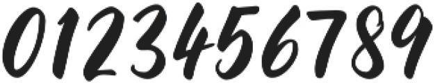 Jazzling Script otf (400) Font OTHER CHARS