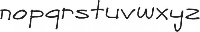 javier otf (400) Font UPPERCASE