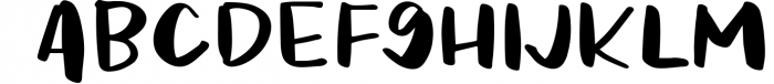 Jackson Font Font UPPERCASE