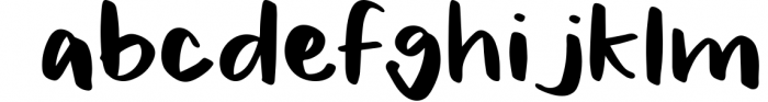 Jackson Font Font LOWERCASE