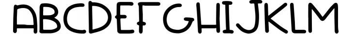 Jacobie Font UPPERCASE