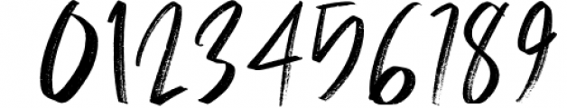 Jagernutt Brush Handwritten Font OTHER CHARS