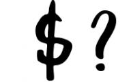Jasper | Brush Font Font OTHER CHARS