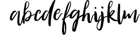 Jasper | Brush Font Font LOWERCASE
