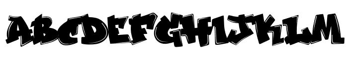 JAK ARTA Font LOWERCASE