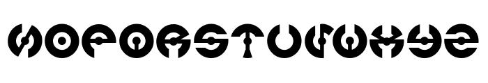 JAMES GLOVER-Light Font UPPERCASE