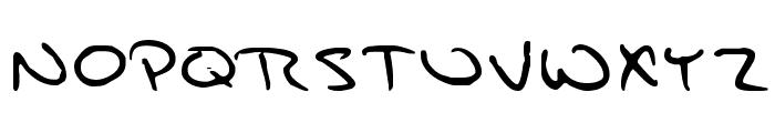 JAMI Font LOWERCASE