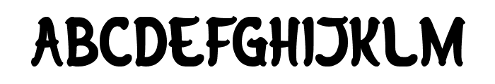 JAZZ SOUND Font UPPERCASE
