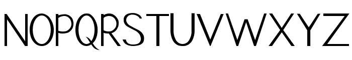 JacksFont Font UPPERCASE