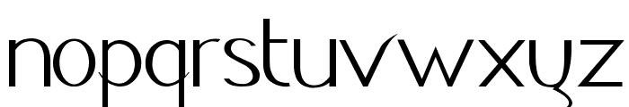 JacksFont Font LOWERCASE