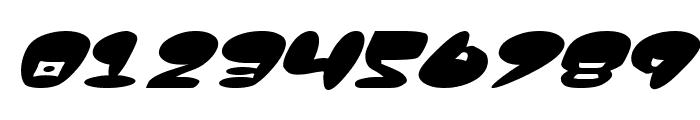 Jackson Italic Font OTHER CHARS