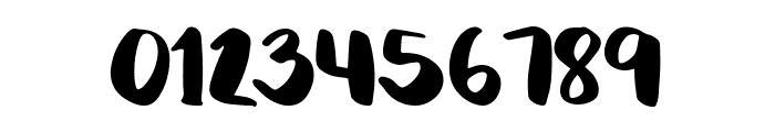 Jackson Regular Font OTHER CHARS
