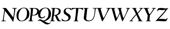 JacksonvilleOldStyle Font UPPERCASE