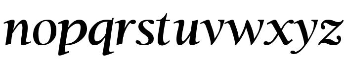 JacksonvilleOldStyle Font LOWERCASE