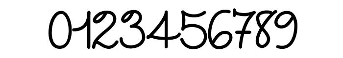 JacobCursive Font OTHER CHARS