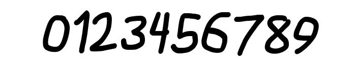 Jag Alskar Dig Latt Oblique Font OTHER CHARS