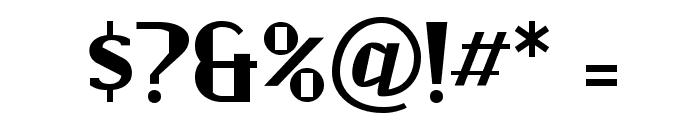 Jagz Font OTHER CHARS