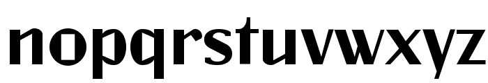 Jagz Font LOWERCASE