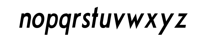 JakobItalic Font LOWERCASE