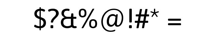 Jaldi Font OTHER CHARS