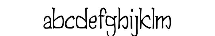 Jale Font LOWERCASE